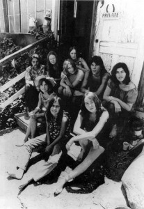 9 members of the Manson Family Credit: listverse.com