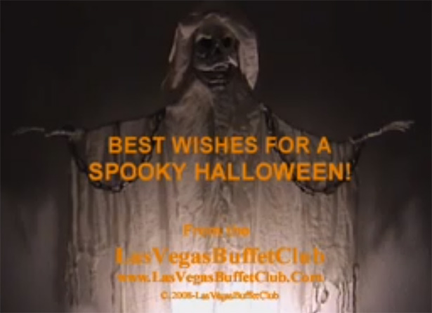 LasVegasBuffetClub's Halloween video